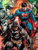 新52蝙蝠侠/超人